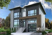 Modern Rustic Homes & House Plans