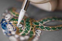 Sketches de jóias
