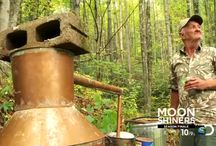 Meet the Legends - Moonshiners / We're lucky enough to get to collaborate with the men from Discovery Channel's hit show Moonshiners. Follow along for all things: Mark Rogers, Digger Manes, Mark Ramsey, Jim Tom Hedrick and Steven Tickle.