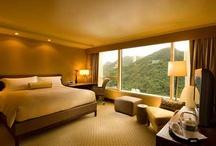 Hotels visited