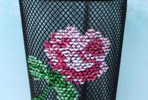 Brodera På saker / Embroidery on stuff