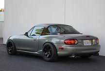 Mazda mx5 project