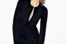 Mode - Black dress - Robe Noire