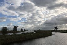 Tourist in own country, Netherlands