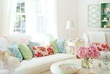 pastel living