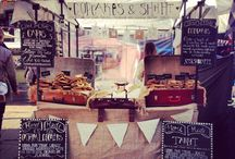 Stall Holders | Stall Inspiration / Stall inspiration for our stall holders.