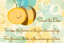 Save the Bees & Butterflies