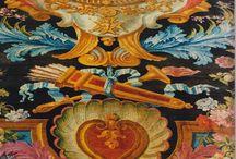 Textile design - Carpets