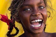 Ritratto aborigena