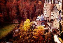Castles / by Alpaca Farmgirl