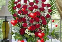 aranjamente trandafiri gif
