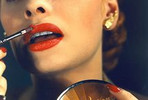 red lips / by Nicolle Saylor