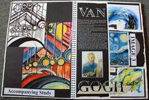 Art History Sketchbooks