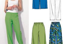 Sewing / Creating best trouser patterns