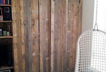 Schuifdeuren voor de wand / Schuifdeuren met uniek BarnDoor of strak schuifdeurbeslag