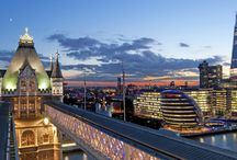 Views of London from Above / London's a great place to see from a bird's eye view! / by Love GREAT Britain