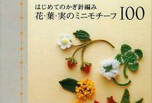 crochet mini motif 100 books