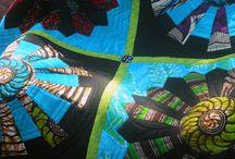 African fabric ideas