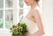 wedding hairset