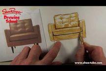 Interior | Hand Renders