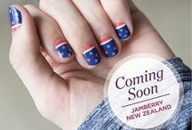 Jamberry Nails NZ & AUS coming soon
