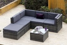 Grey Rattan Garden Furniture / A selection of our grey rattan furniture