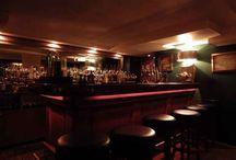 Bars und Restaurants