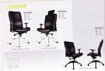 Kursi kantor Zoom type Plato