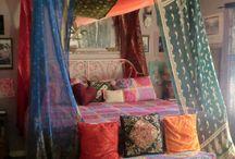 Bohemian beds