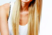 Hair Extensions / Ania Hair Studio and Spa offers both Great Lengths and Halocouture hair extensions.