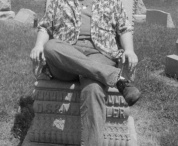 S. Michael Wilson / Author, screenwriter, film critic, and all around groovy guy.