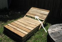 Pallet projects! / by Shanna Gentile