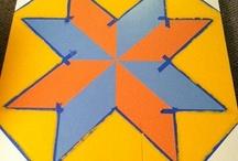 Barn quilts / How to / by Brenda Borchardt- Bardon