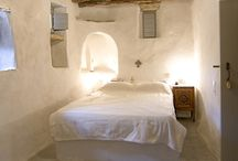 Small Cycladic houses