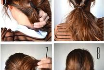 Hair / by Ruby Dekker-Wu