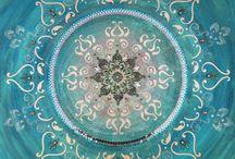Mandala's / by Gonnie Blokland