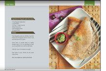 Upala recipes published in magazines