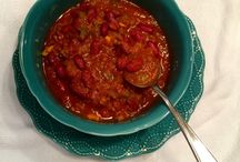 Chili Recipes / Chili Recipes