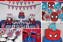 Super Hero Parties / by GaGaGallery
