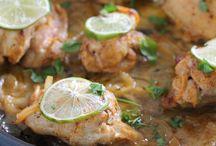 {Yum} chicken / by calikazoo