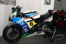 Honda Race Replicas / Honda motorcycles in race replica colours