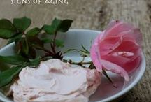 rose facial cream-rose water
