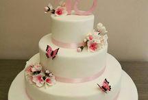 giulia / Decorazioni di torte e biscotti e confetti