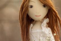 Handmade Dolls / by Shelley Dellaway