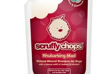 Pet Products / A range of shampo and conditioners for your favourite furry friends from Scruffy Chops and Faith in Nature.  www.solretail.com