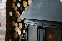 Fire-Places / Fireplaces- indoor + out
