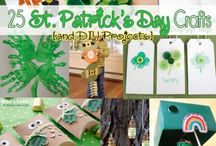 St Patrick's Day / by The TipToe Fairy