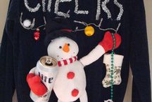 ugly sweater / by Veronica Rayos