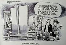 Cartoon: John Weiss Comics / Comics