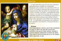 21 DE ENERO  - LITURGIA DE HOY
